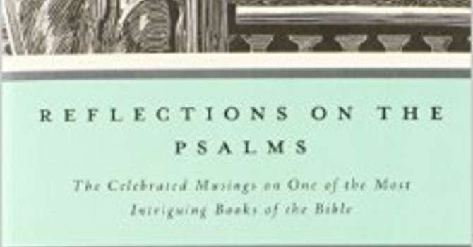 Reflections on the Psalms image