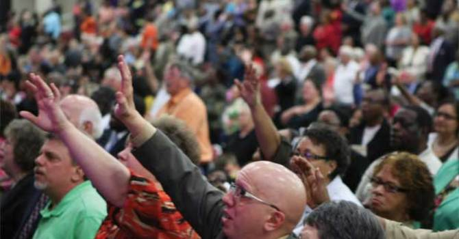 Church of God of Prophecy Making History in Orlando image