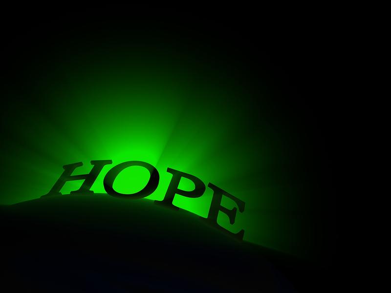 Hope:  Light In The Darkness   希望-黑夜中的明灯