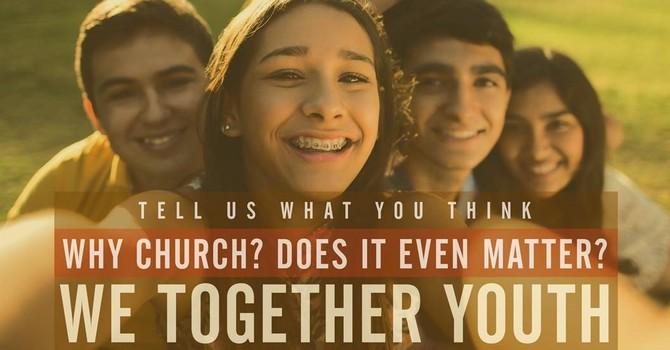 We Together Youth - Register before September 25 image