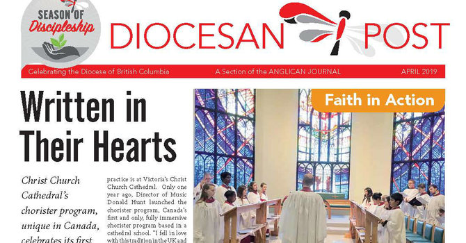 April 2019 Diocesan Post image