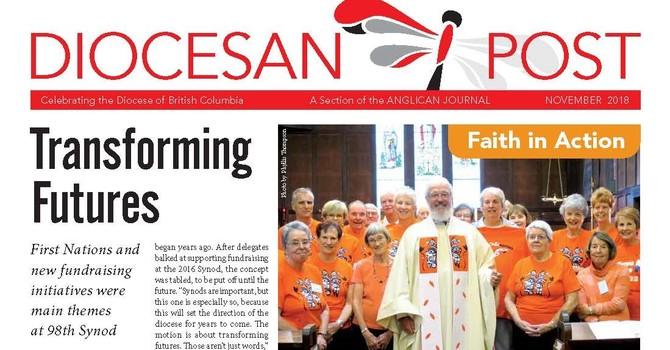 November 2018 Diocesan Post