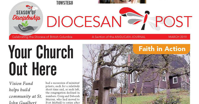 March 2019 Diocesan Post image