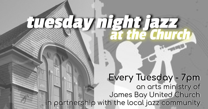 Tuesday Night Jazz - Watch for Online Content