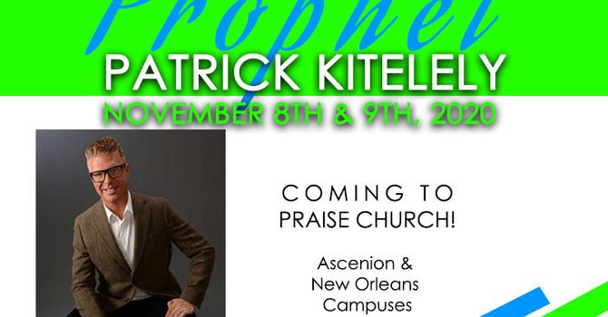 Prophet Patrick Kiteley