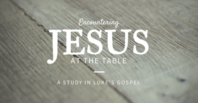 Encountering Jesus at the Table image
