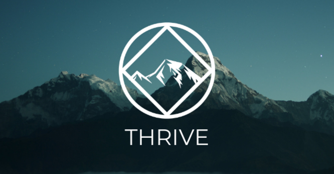 Thrive - Young Adults