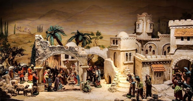 All Roads Lead to Bethlehem