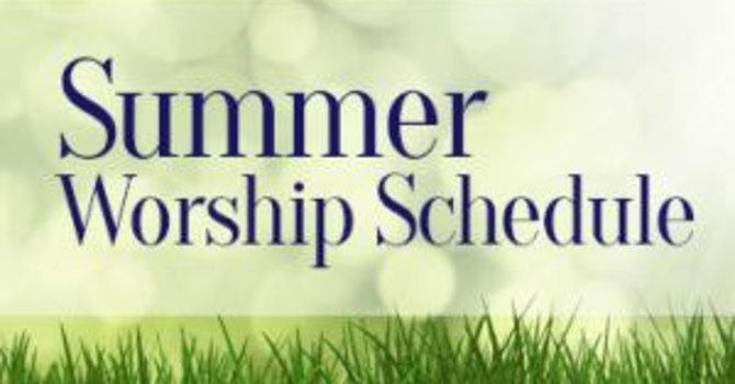 Summer Spirit  2019 Schedule image