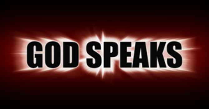 God Speak in Dreams
