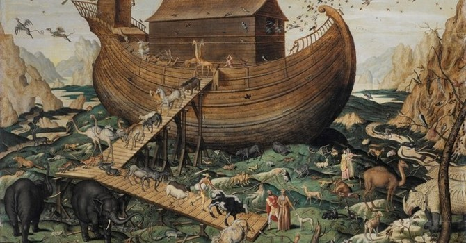 Part Two, The Ark