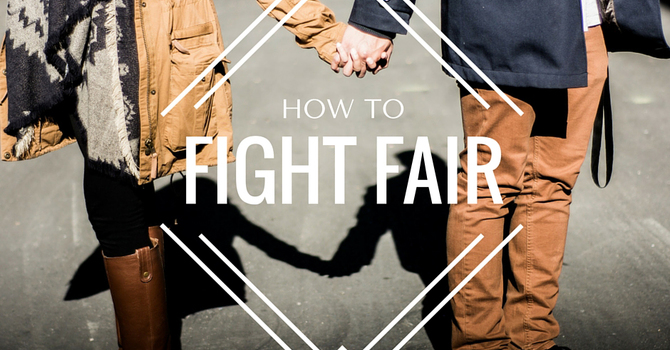 How to Fight Fair: Peace Making