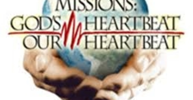 Jesus' Plan for Missions