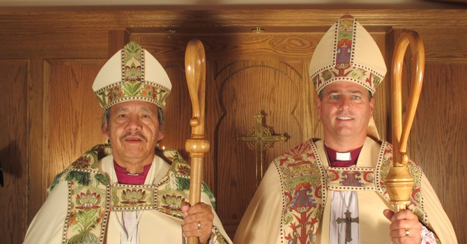 Bishop's Charge image