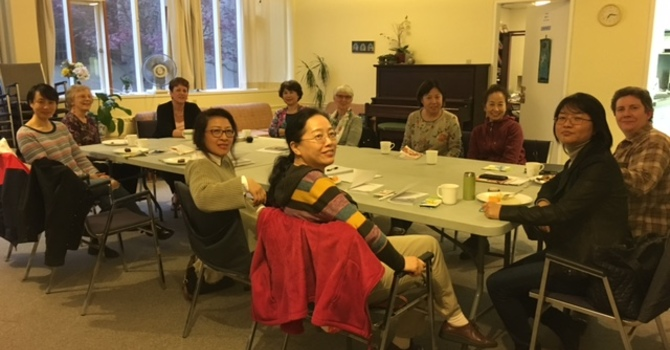 Women Exploratory Group (book discussion) image