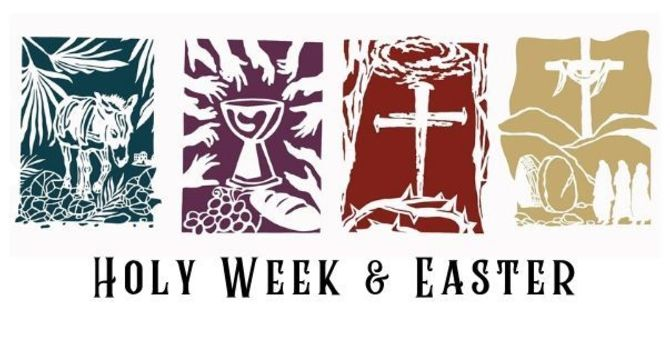Monday in Holy Week