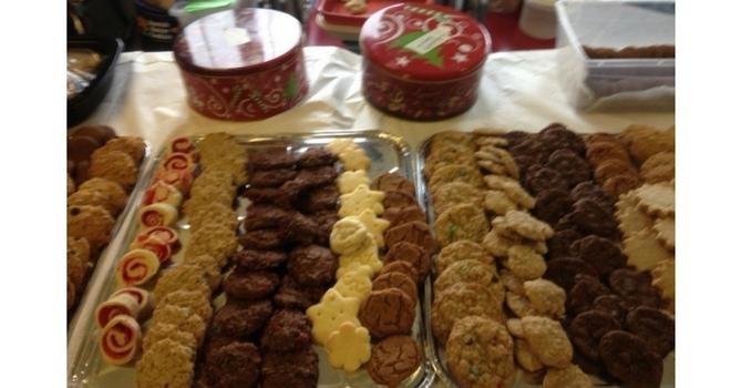 Christmas Cookie-Plus Corner image