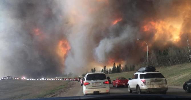 Camp Kuriakos offering scholorships for Fort McMurray fire victims image