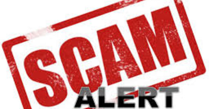 Fraudulent Emails and Telephone calls image