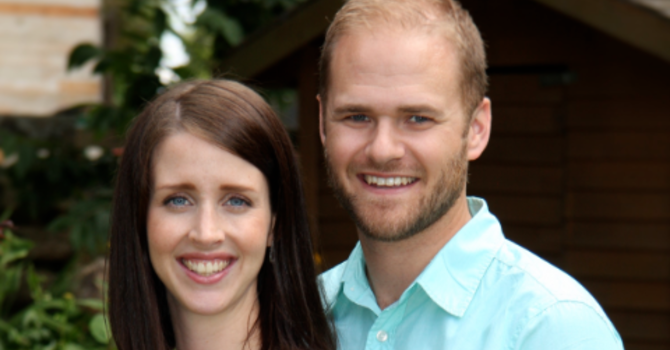 Welcome Pastor Dave & Family! image