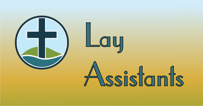 Altar Guild, Lay Liturgical Assistant, Servers, Scripture Readers, Audio-Visual