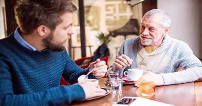 Community Conversation Cafe image