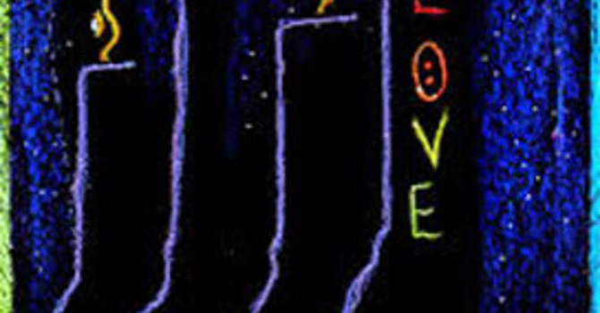 Advent IV - LOVE image