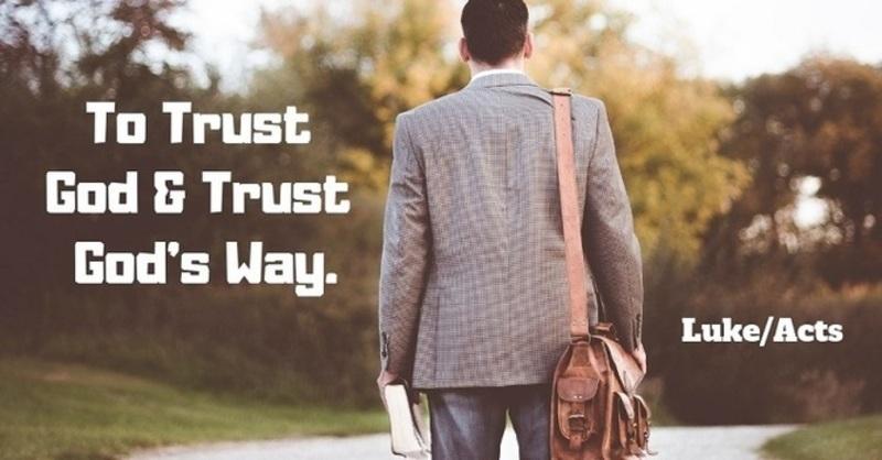 #102 - God's Plan & Purpose - Preach the Kingdom