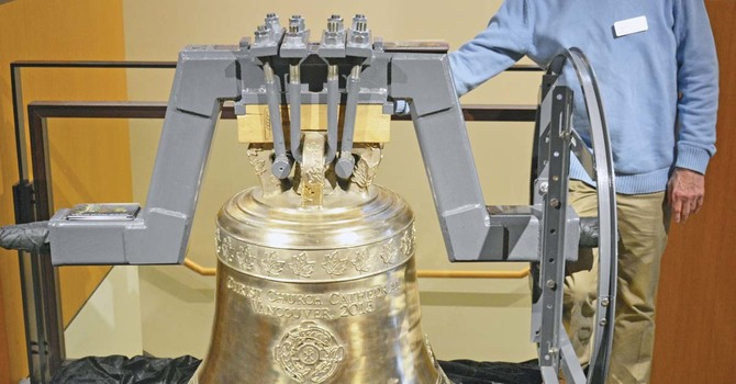 New Bell Spire Elements on Display at CCC image