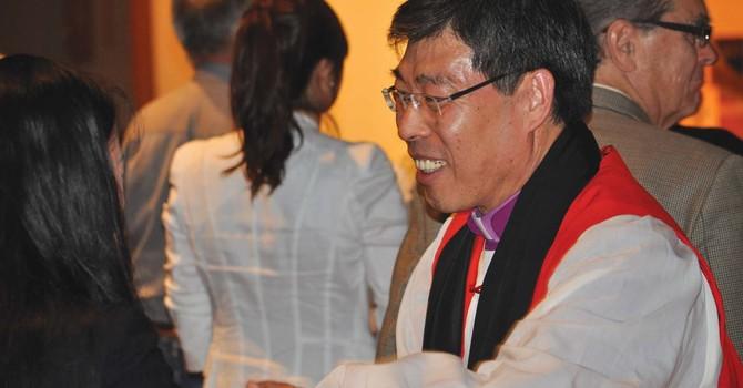 Archbishop Paul Kim at Christ Church Cathedral image