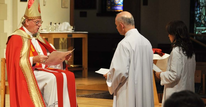 Ordination in the Holy Church of God image