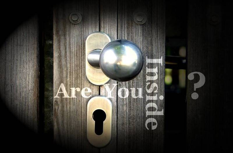 Inside: Are you in Jesus' inner circle?