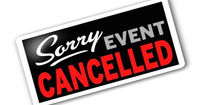 Spring Rummage Sale - CANCELLED