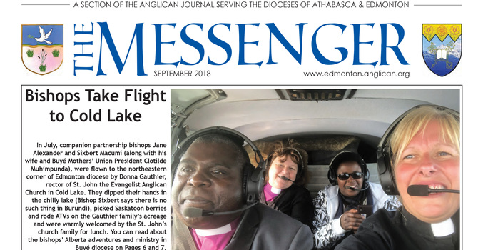 The Messenger September, 2018 image