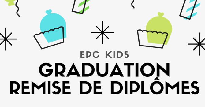 Evangel Kid's Church Graduation