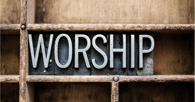 Worship April 5 image
