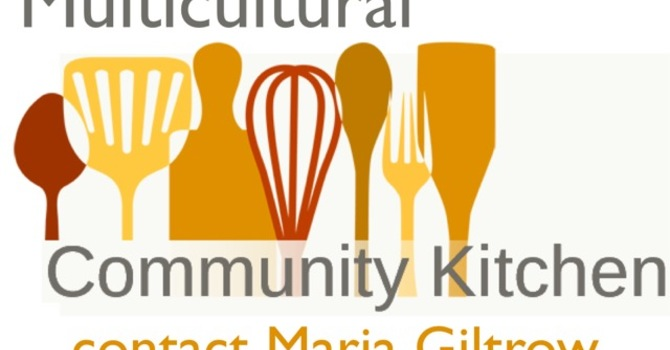 Multicultural Community Kitchen image