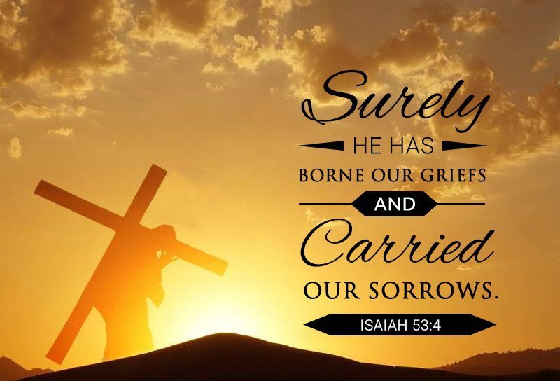 Part Three: Crucified, Died and Buried