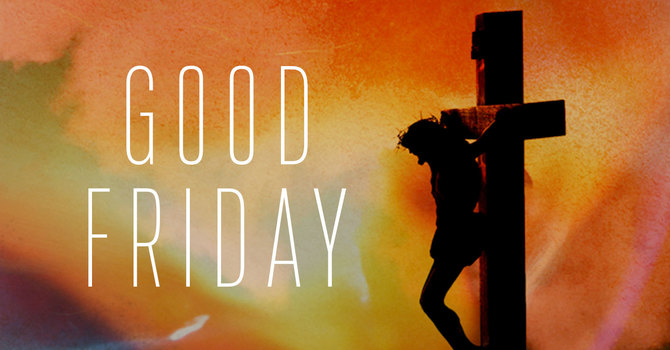 Good Friday Online Service