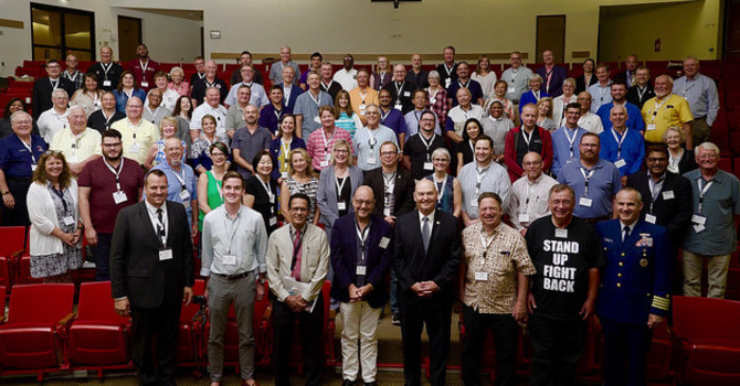 Port Chaplains gather in Baltimore image