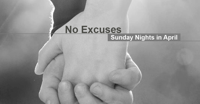 Returning this April: No Excuses Marriage Study image