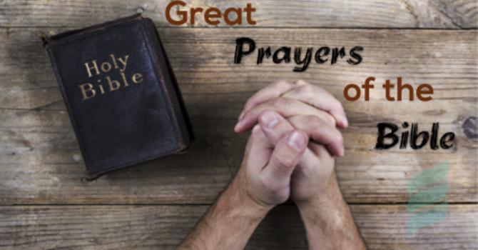 Praying the Prayer of Jabez