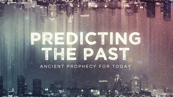 Predicting the Past