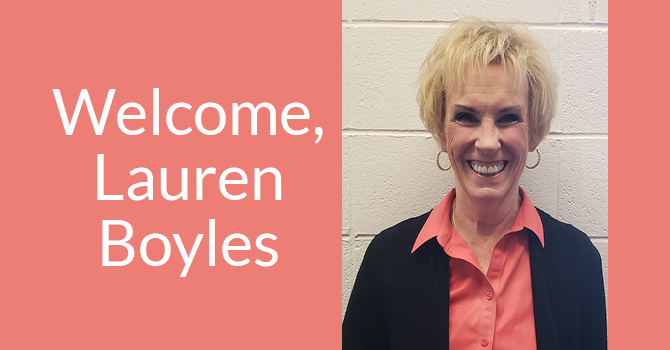 Welcome, Lauren Boyles image