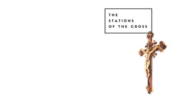 The Stations of the Cross image
