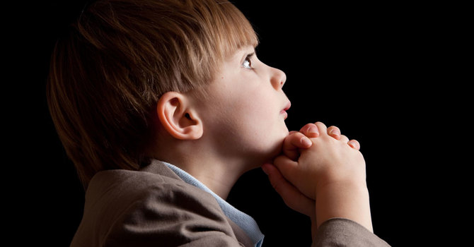 Hymn:  Listen to Your Children Praying image