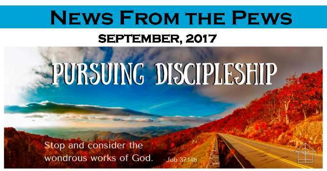 News from the Pews - September image