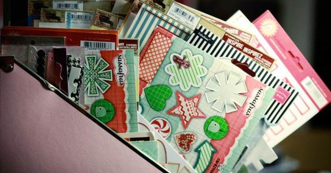 Christmas Scrapbooking (for Women)