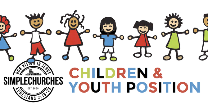 Children & Youth Worker Position image