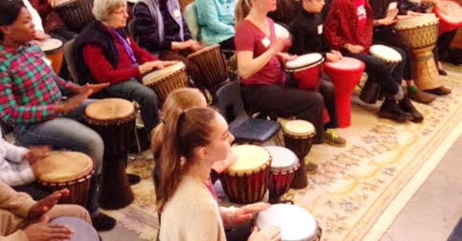 Djembe Drumming Workshop image